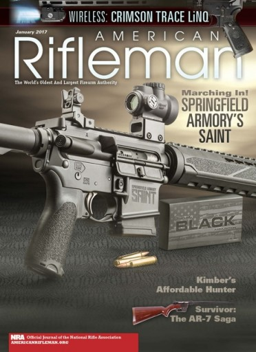 Media Scan for American Rifleman