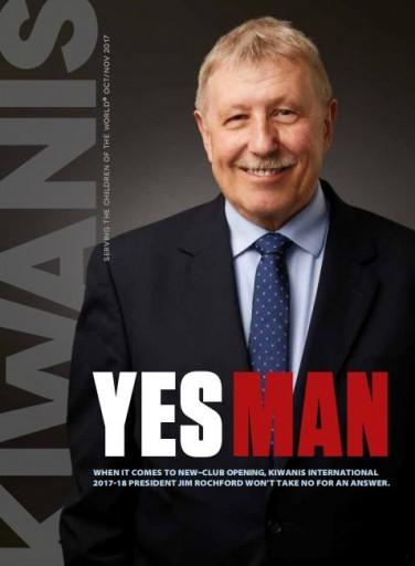 Media Scan for Kiwanis Magazine