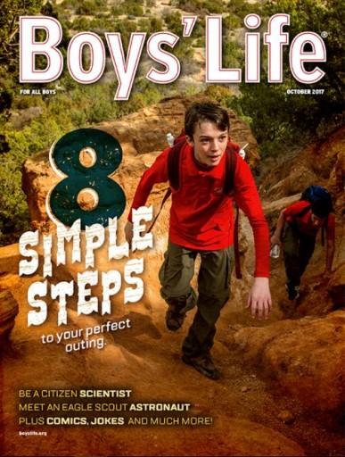 Media Scan for Boys' Life