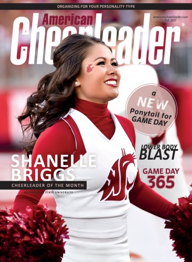 Media Scan for American Cheerleader