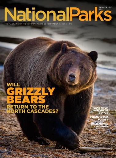 Media Scan for National Parks Magazine