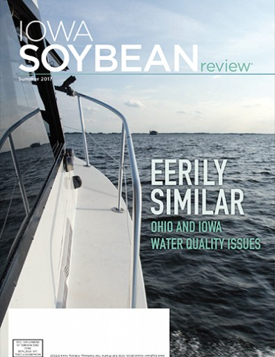 Media Scan for Iowa Soybean Review