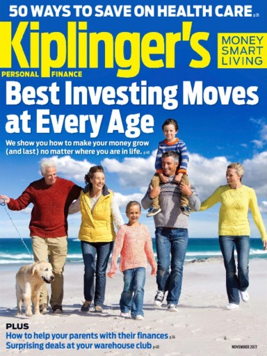 Media Scan for Kiplinger's Personal Finance