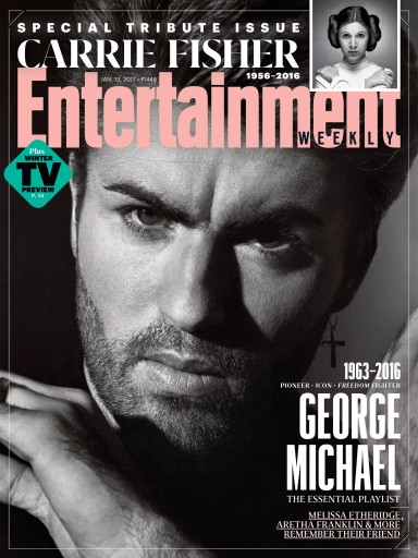 Media Scan for Entertainment Weekly