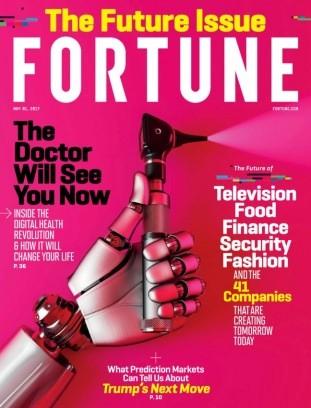 Media Scan for Fortune Magazine