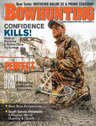Media Scan for Petersen's Bowhunting