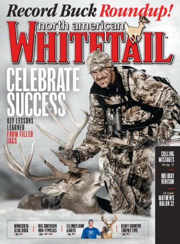 Media Scan for North American Whitetail