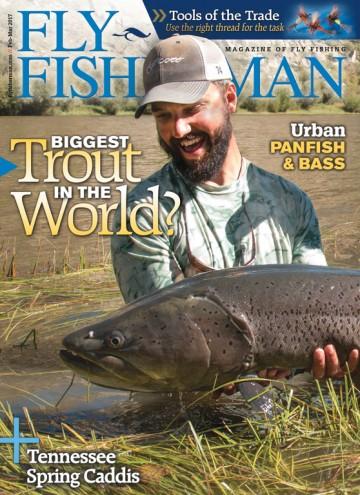Media Scan for Fly Fisherman