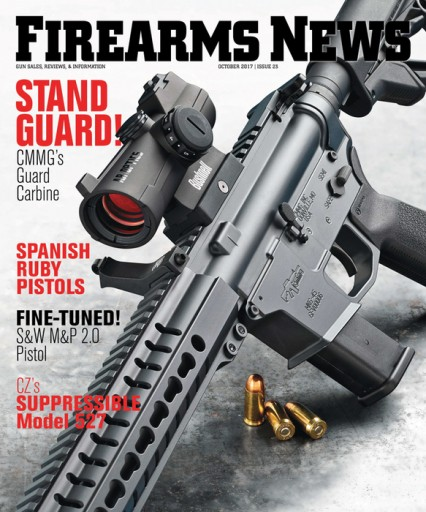 Media Scan for Firearms News (Shotgun News)
