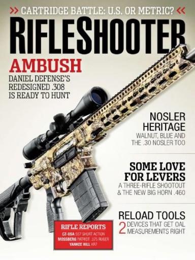 Media Scan for Petersen's Rifleshooter