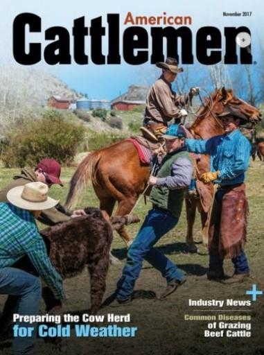 Media Scan for American Cattlemen