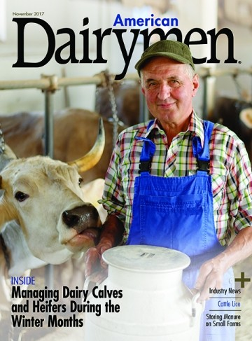 Media Scan for American Dairymen