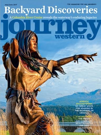 Media Scan for AAA Western Journey