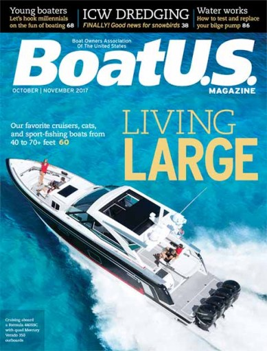 Media Scan for BoatUS Magazine