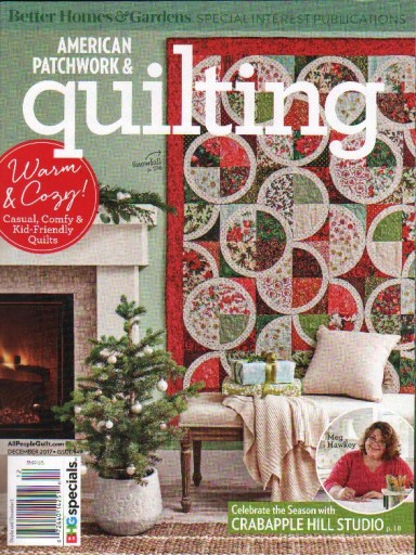 Media Scan for American Patchwork & Quilting