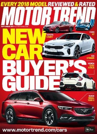 Media Scan for Motor Trend