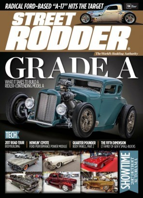 Media Scan for Street Rodder Magazine