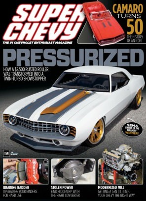 Media Scan for Super Chevy Magazine