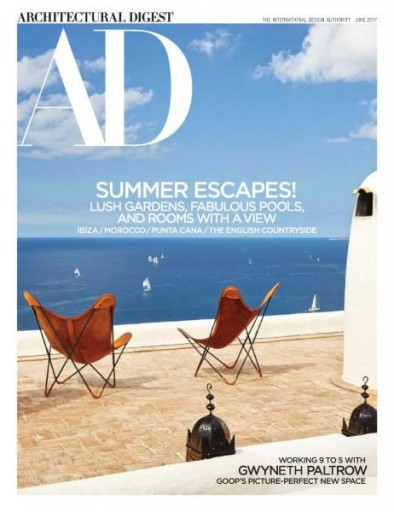 Media Scan for Architectural Digest