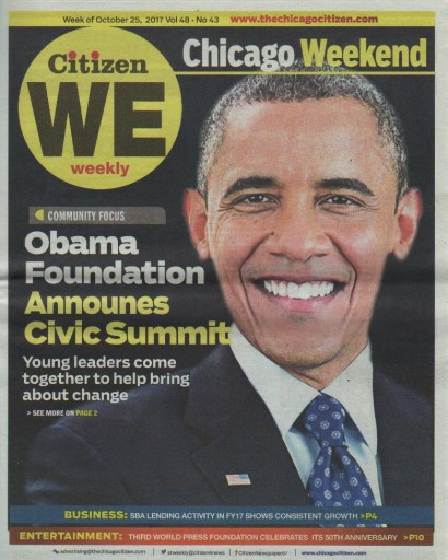 Media Scan for Chicago Citizen Newspaper Group