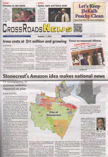Media Scan for CrossRoads News