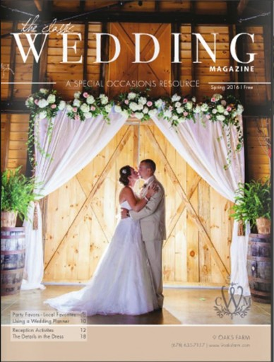 Media Scan for Classic Weddings Magazine
