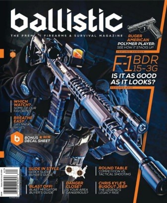 Media Scan for Ballistic