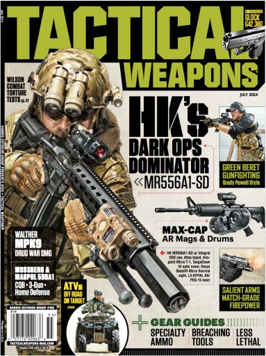 Media Scan for Tactical-Life