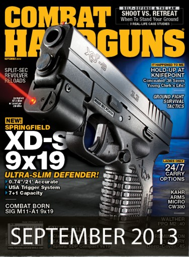 Media Scan for Combat Handguns