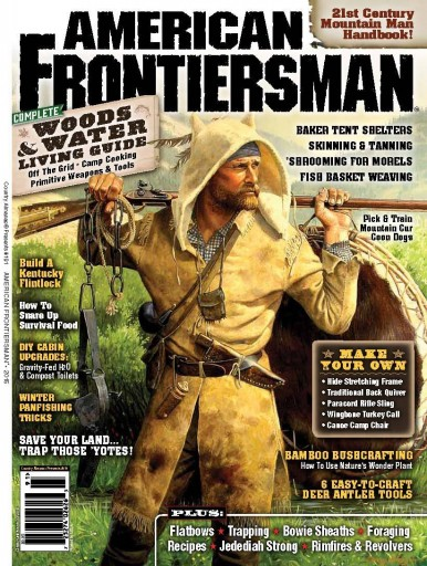 Media Scan for American Frontiersman