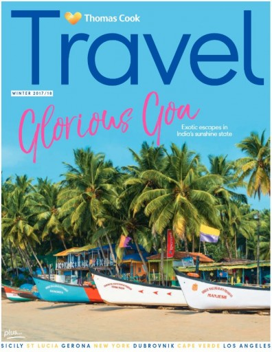Media Scan for Thomas Cook- Travel