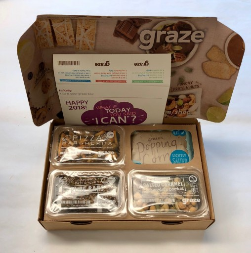 Media Scan for Graze PIP (TRADES)
