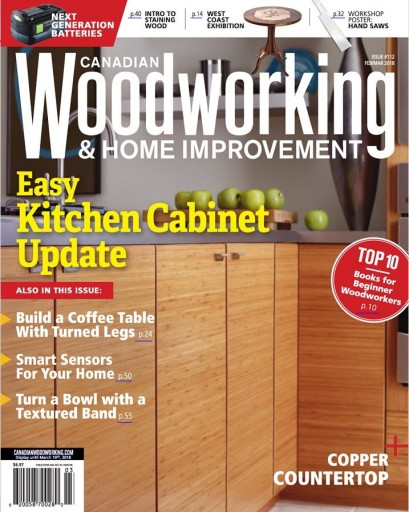 Media Scan for Canadian Woodworking & Home Improvement