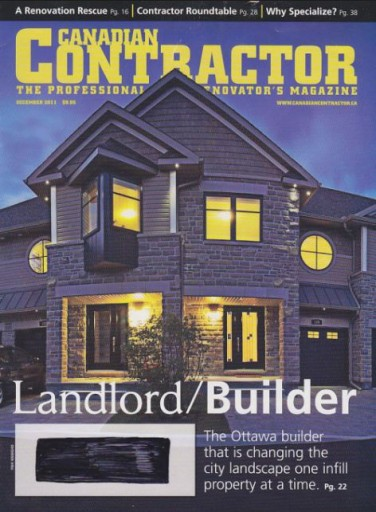 Media Scan for Canadian Contractor
