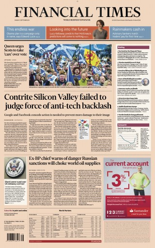 Media Scan for Financial Times