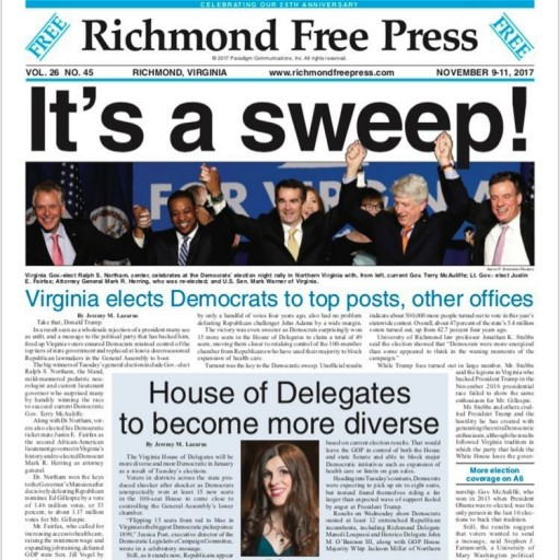 Media Scan for Richmond Free Press