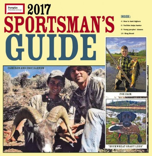 Media Scan for Sportsman's Guide Gift Blow In