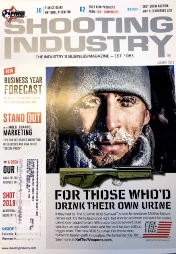 Media Scan for Shooting Industry