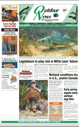 Media Scan for Minnesota Outdoor News