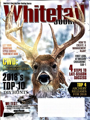 Media Scan for Whitetail Journal