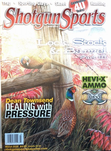 Media Scan for Shotgun Sports