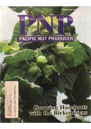 Media Scan for Pacific Nut Producer