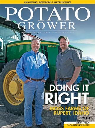 Media Scan for Potato Grower