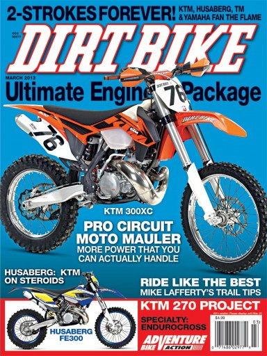 Media Scan for Dirt Bike