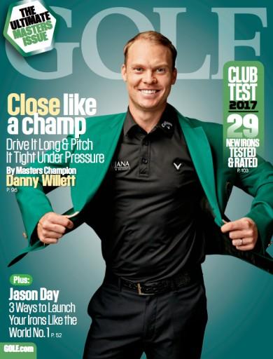 Media Scan for Golf Magazine Billing Statement