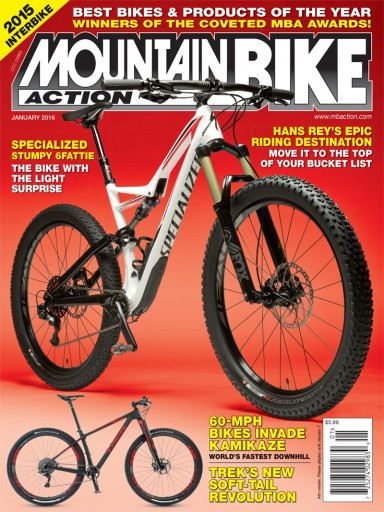 Media Scan for Mountain Bike Action
