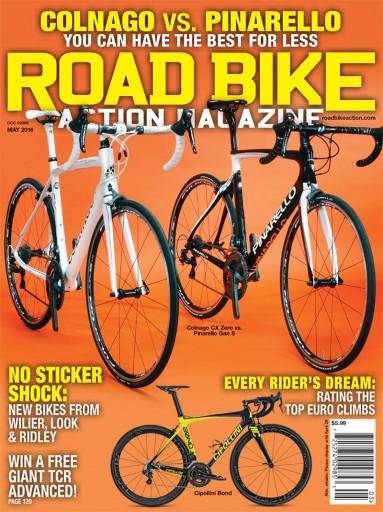 Media Scan for Road Bike Action