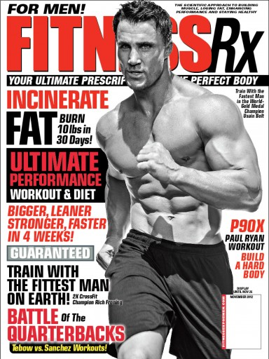 Media Scan for Fitness RX for Men