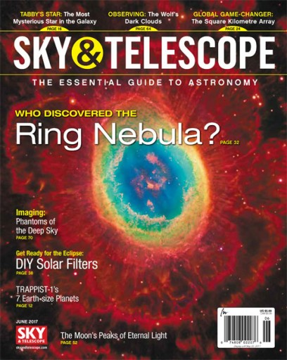 Media Scan for Sky & Telescope