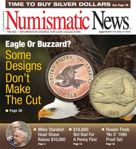 Media Scan for Numismatic News